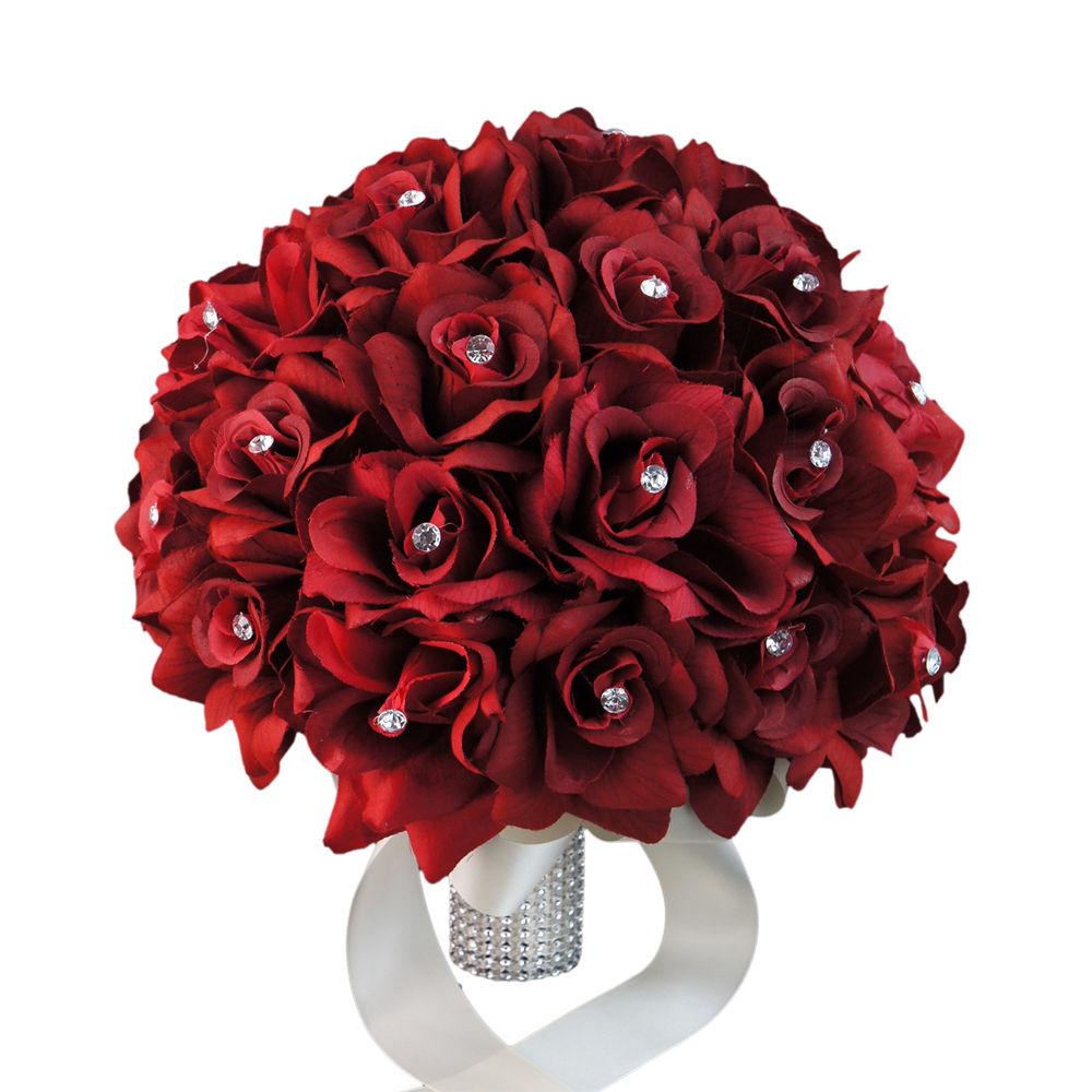 Le Red Roses Clic Elegant Wedding